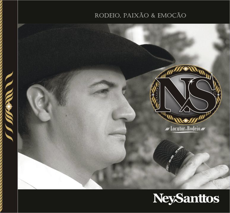 2 - Capa Cd Ney Santtos